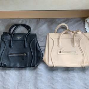 säljer 2st Céline Paris väskor. Gott skick, normal storlek.