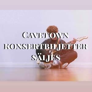 Säljer konsertbiljetter till Cavetown i Danmark den 3 mars. Har 4st, pris kan diskuteras. Har dem på email så bilder skickas vid köp.