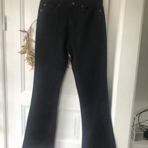 Flare jeans från ellos låg midja. Strl 37/30 aldrig använda
