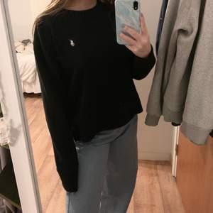 Sweatshirt ifrån Polo Ralph Lauren, super fint skick och frakt tillkommer 💕