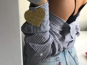 Så fräsch Zara skjorta i skönaste materialet, luftigt och mjukt😇 strlk XS