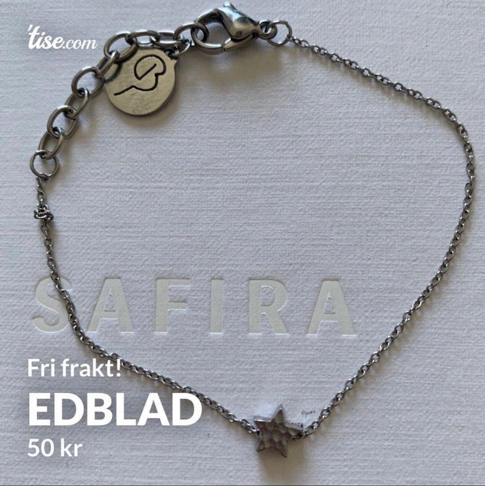 Armband från Edblad, 50 kr inklusive frakt! . Övrigt.