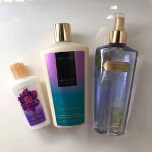 💜 Produkter från Victoria's Secret 💜                 Kontakta mig för priser och andra frågor! (BODYMISTEN OCH DEN LILLA BODYLOTIONEN ÄR SÅLDA)