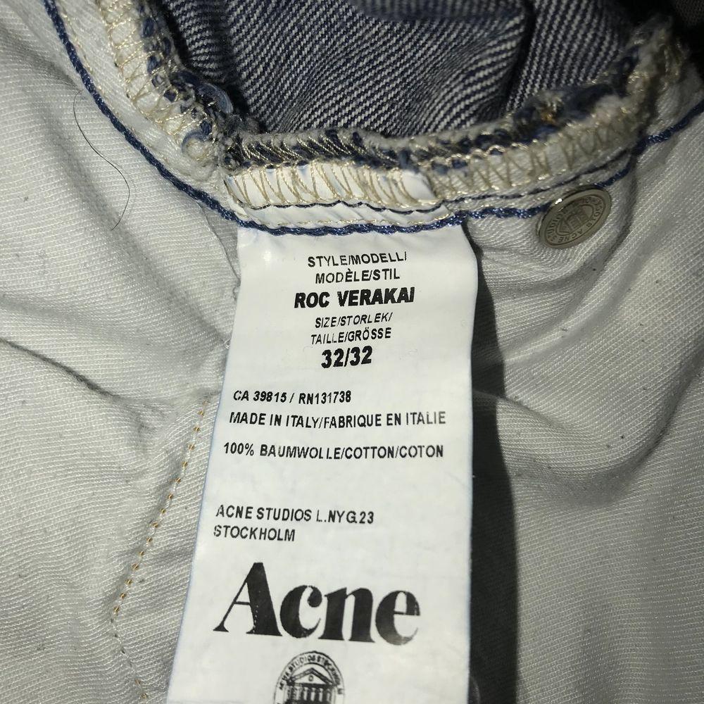 Acne Studio jeans storlek 32/32, mycket bra skick.. Jeans & Byxor.