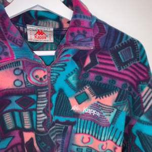Vintage kappa tröja, jättemysig. Size M, känns som ett större M. 💓