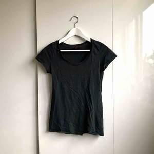 > INKL FRAKT 35kr <   En simple grå t-shirt, storlek 34. Se bild 2 för bättre bild på hur färgen är. Fynd, med tanke på att frakten kostar ca 20 spänn. 35kr och den skickas hem till dig.