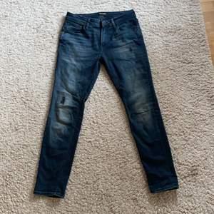 Jack & Jones Jeans med passformen skinny fit/liam.               Stl 31/30, skick 9/10 knappt använda.