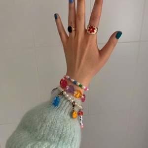 Hej, för att vi ska få en klar uppfattning om vilka som är intresserade av smycken ber vi er att skriva i kommentarerna under denna annons. Det räcker med att skriva ett Ja! Därefter ber vi er att kontakta oss privat. Där ni ska skriva vilka eller vilket smycke som ni är intresserade av, mått samt adressuppgifter och telefonnummer. Vi vill även passa på att önska er ett Gott nytt år!💓💞✨