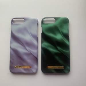 Säljer två jätte fina mobilskal från ideal of sweden! Med bra kvalite. 50 kr styck. 85kr för båda ❤️