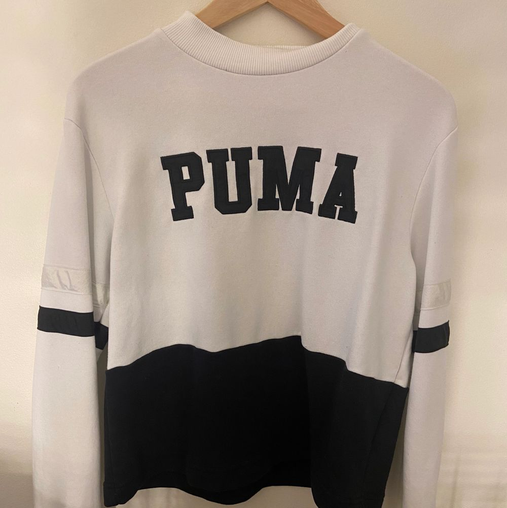 En fin puma sweatshirt som är oanvänd. Storlek s. Nyskick . Tröjor & Koftor.