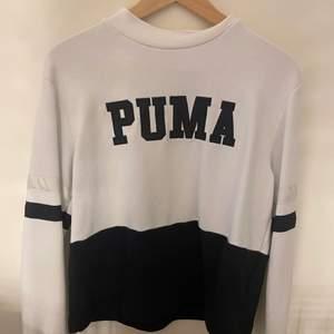 En fin puma sweatshirt som är oanvänd. Storlek s. Nyskick