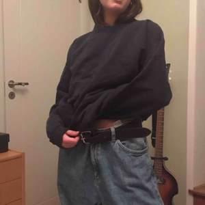 en svinsnygg vintage sweatshirt från Levis, använt den bara en gång. Inköpt för kanske två, tre veckor sedan! 100% bomull såklart ;)