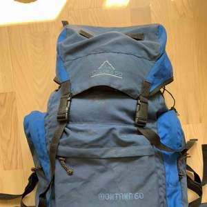 Backpacker från Colorado i bra skick. Använt fåtal gånger