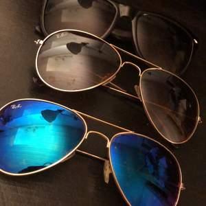 3 st solglasögon, 50 kr styck. *Fake Ray Ban*☺️