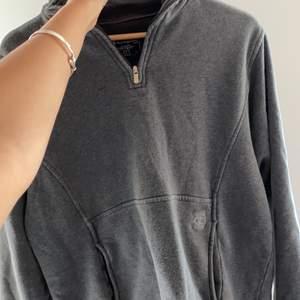 champion sweater, grå och bekväm.