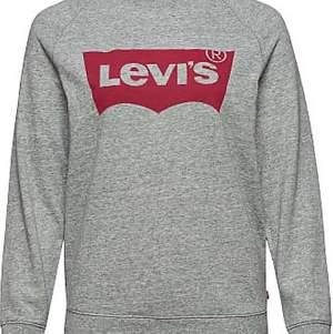 Grå Levis tröja som inte kommer till någon användning för mig, endast använd några gånger då jag snabbt tröttnar på mina plagg😜 fraktar eller möts upp i Göteborg