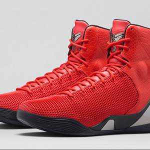 KOBE 9 KRM EXT 'CHALLENGE RED' Red mamba Size 10, Brand New.