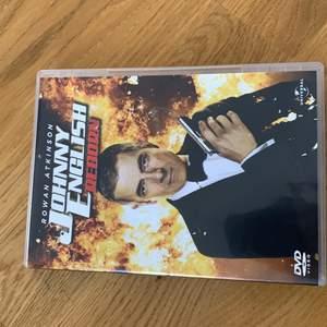 """Säljer filmen """"Johny English Reborn"""" av Mr Bean. Ses i dvd format och är en skiva"""