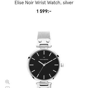 Säljer min helt oanvända Mockeberg klocka som jag köpte i Åhléns för 1599kr! Superfin och helt oanvänd som man ser på bilderna. Pris kan diskuteras