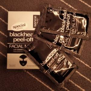 Blackhead peel-off mask för normal hy från sence beauty🌻