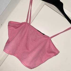 Super cute bralette/croptop from Boohoo Size us 10/ uk 14 / eu 42 Really short but cute and did unfortunately not fit, im a 80D Eu💖