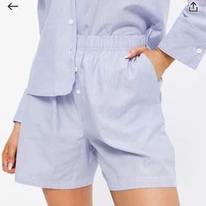 Helt oanvända pyjamasshorts från asos💕 Assnygga och helt nya⭐️
