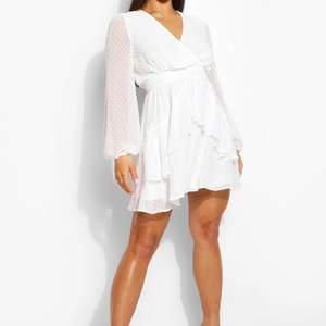 köpt från boohoo och tyvärr passade inte klänningen mig då storleken var för liten, helt ny annars tänker inte gå ner i pris då den icke är använd.