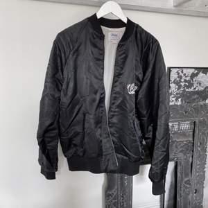 Unisex vintage baseball jacka storlel L