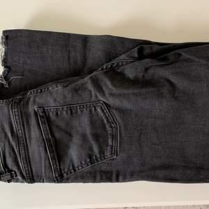Jeans från lager 157, är i storleken xs men passar bra på mig som är s.