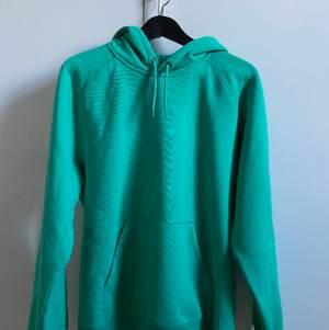 Blå Carhartt hoodie i strl m❤️ frakt tillkommer