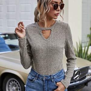 Så fin långärmad tröja! Helt ny!!🤍