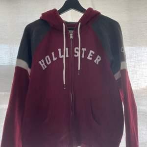 Fin hoodie från hollister i använt skick🌸