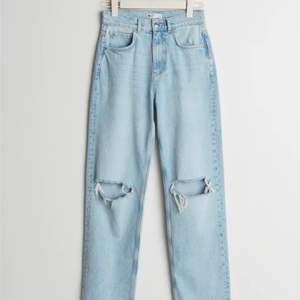 Superfina jeans från Gina tricot, bra skick💕👍🏼