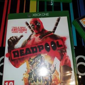 Xbox spel- Deadpool. Bra kvalitet.