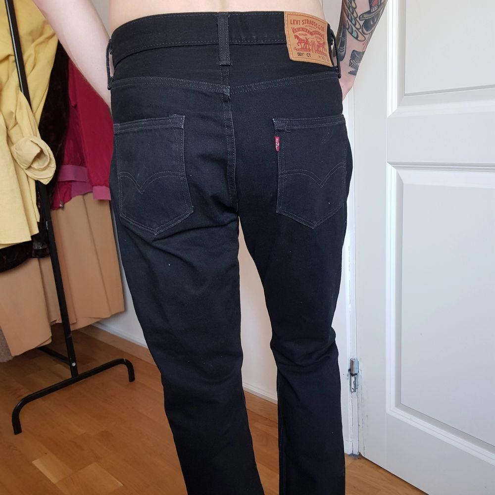 Svarta Levis 501 herrjeans. Jeans & Byxor.