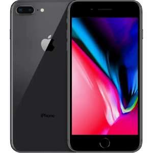 Jag säljer min nuvarande iPhone 8 Plus. Den fungerar mycket bra, inga synliga defekter, repor och sprickor på mobiltelefonen. Den har lite repor osv vid laddar uttaget men inget man tänker på.    Olåst. Färg: Svart 64 GB går lätt att köpa till extra om man vill det.  Laddare och skal medföljer. Inget kvitto eller original förpackningen ingår då jag fick telefonen i present.  Maximal kapacitet 83% men går självklart att ladda till 100% 🔋  Kontakta mig via Tise & på mitt instagram konto där jag heter inget mindre än 2021_loppis  Endast seriösa köpare tack 🙏🏽