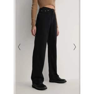 Säljer mina jeans från Na-kd då de inte sitter som jag hade förväntat mig. 🤍