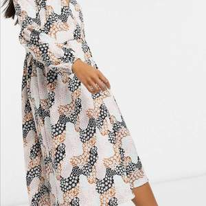 ASOS midi dress. Worn only one time for short period of time.