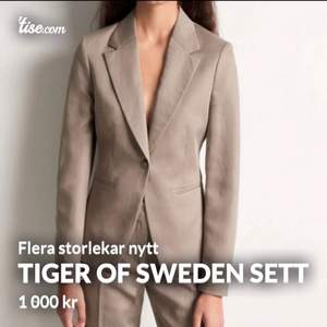 Tiger of Sweden sett, finns massa storlekar!