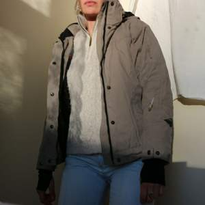 Beige Ski jacket from Columbia, beige color