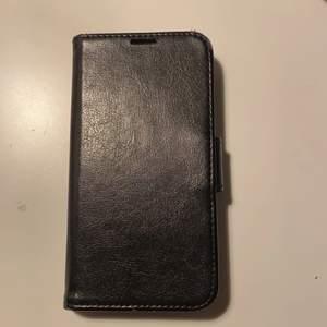 hej jag säljer ett plånboksskal för iphone X, använt endast 1gång. ordinarie pris 350kr säljer för 150 men priset kan diskuteras
