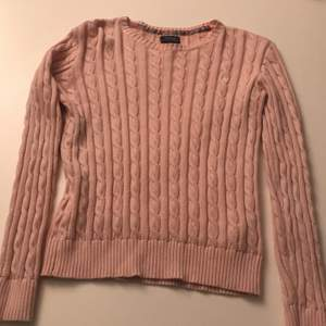 Ralph Lauren kofta ljus rosa