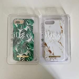Ideal of Sweden skal till iPhone 8/7/6S Plus! Köp en för 100kr och två för 180kr! ) Båda är lite halvslitna men är hela💫💞🥰