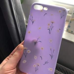 Super gulligt iPhone 7/8 plus skal, säljer då jag köpte fel storlek ❤️ 50 kr inklusive frakt 🥰