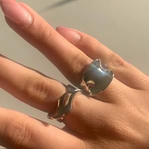 Så fina unika ringar, en för 132 kr ink frakt , båda för 222 ink frakt! <33