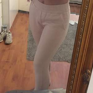 Rosa/ babyrosa mjukis byxor, storlek xs 💞