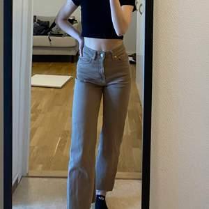 """Bruna jeans från lager157. Modellen """"Lane"""". Bra skick använda 2-3 ggr. Köparen står för frakten☺️"""