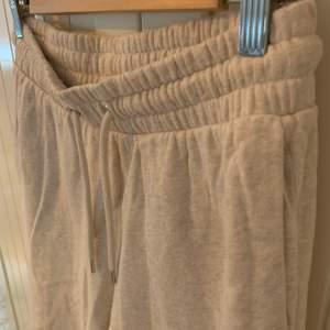 Helt oandvånda mjukis byxor i grå färg!💗💗💗