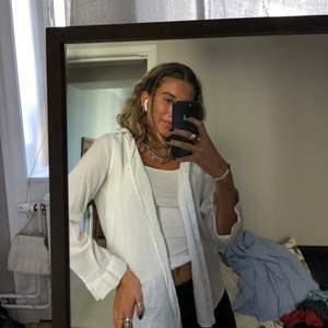 Bomulls/linne skjorta!💕💕