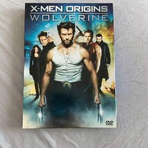 Säljer denna x- men film som dvd skiva